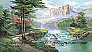 Misty Waters 1618 Wall Murals