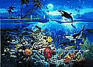 Tropical Fish 3934 Large Ocean wallpaper murals