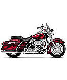 Harley Roadking Children's Wall Murals