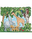 Baby Animals wall murals