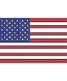 American Flag Children's Wall Murals