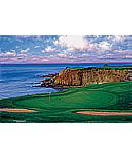 Golf Scene 1 259-74041 Beach wall Murals