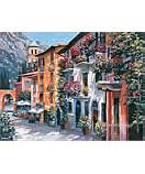 Village Hide-away  discount Mountain Wall Murals
