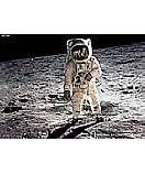 Man on the Moon Kid's Wall Murals