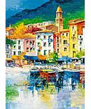 Riviera ligure 410 Wallpaper wall murals
