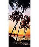 Sunny Palms 529 tropical beach wall murals