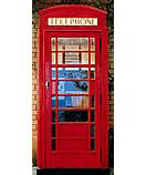 Telephone Box 549 Children's Wall Murals