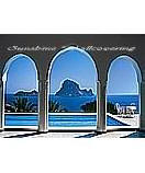 Pool and Arches 1-067 wallpaper wall mural