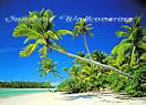 Cook Island 8-884 Ocean wallpaper murals