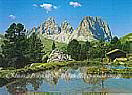 Dolomites 8-9017 Large Mountain Wall Murals