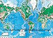 World Map C810 Large Wall Maps