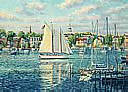 Harbor RA0143M york wallpaper wall mural