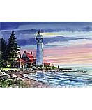Northern Lighthouse wall murals