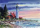 Northern Lighthouse york wallpaper wall mural