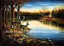 Tranquil Evening york wallpaper wall mural