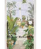 Atrium Doorway Mural  discount wallpaper murals