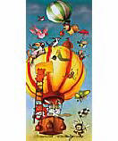 Balloon 2-1056 Children's Wall Murals