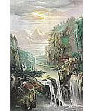 Secret Falls 1467 discount wallpaper murals