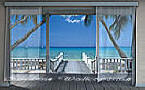 Soft Breeze PR 98094 Large beach wall mural